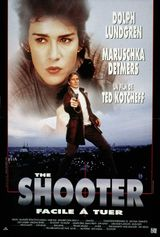 Affiche The Shooter