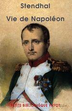 Couverture Vie de Napoléon