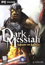 Jaquette Dark Messiah of Might & Magic