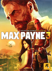 Jaquette Max Payne 3