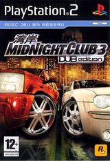 Jaquette Midnight Club 3: DUB Edition