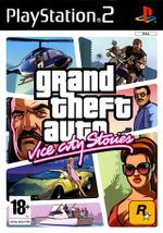 Jaquette Grand Theft Auto : Vice City Stories