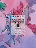Couverture Solomon - Mobile Suit Gundam: The ORIGIN, Volume 10