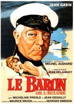 Affiche Le Baron de l'écluse