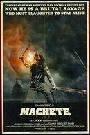 Affiche Machete (fausse bande-annonce)
