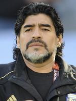 Photo Diego Maradona