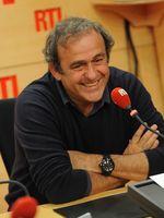 Photo Michel Platini