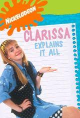 Affiche Clarissa Explains It All