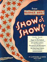 Affiche The Show of Shows