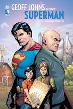 Couverture Origines Secrètes - Geoff Johns présente Superman, tome 6