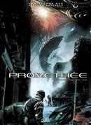 Couverture Le Treizième Jour - Prométhée, tome 11