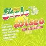 Pochette ZYX Italo Disco: New Generation, Vol. 1