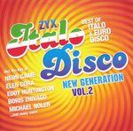 Pochette ZYX Italo Disco: New Generation, Vol. 2