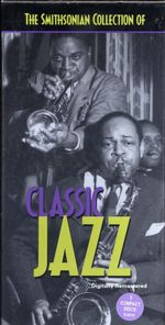 Pochette The Smithsonian Collection of Classic Jazz