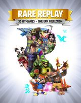Jaquette Rare Replay