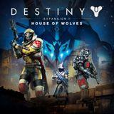 Jaquette Destiny : Extension II - La Maison des loups