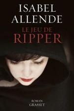 Couverture Le Jeu de Ripper
