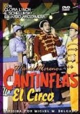 Affiche Cantinflas : El circo