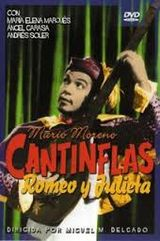 Affiche Cantinflas : Romeo y Julieta