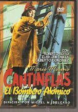Affiche Cantinflas : El bombero atomico