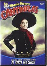 Affiche Cantinflas : El siete machos