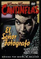 Affiche Cantinflas: El señor fotografo