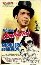 Affiche Cantinflas : Caballero a la medida