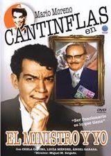 Affiche Cantinflas : El ministro y yo