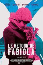 Affiche Le retour de Fabiola
