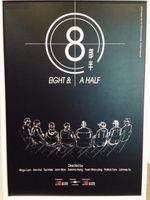 Affiche Eight & a Half
