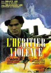 Affiche L'Héritier de la violence