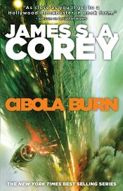 Couverture Cibola Burn - The Expanse, tome 4