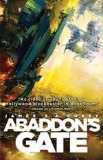 Couverture Abaddon's Gate - The Expanse, book 3