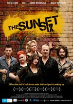 Affiche The Sunset Six