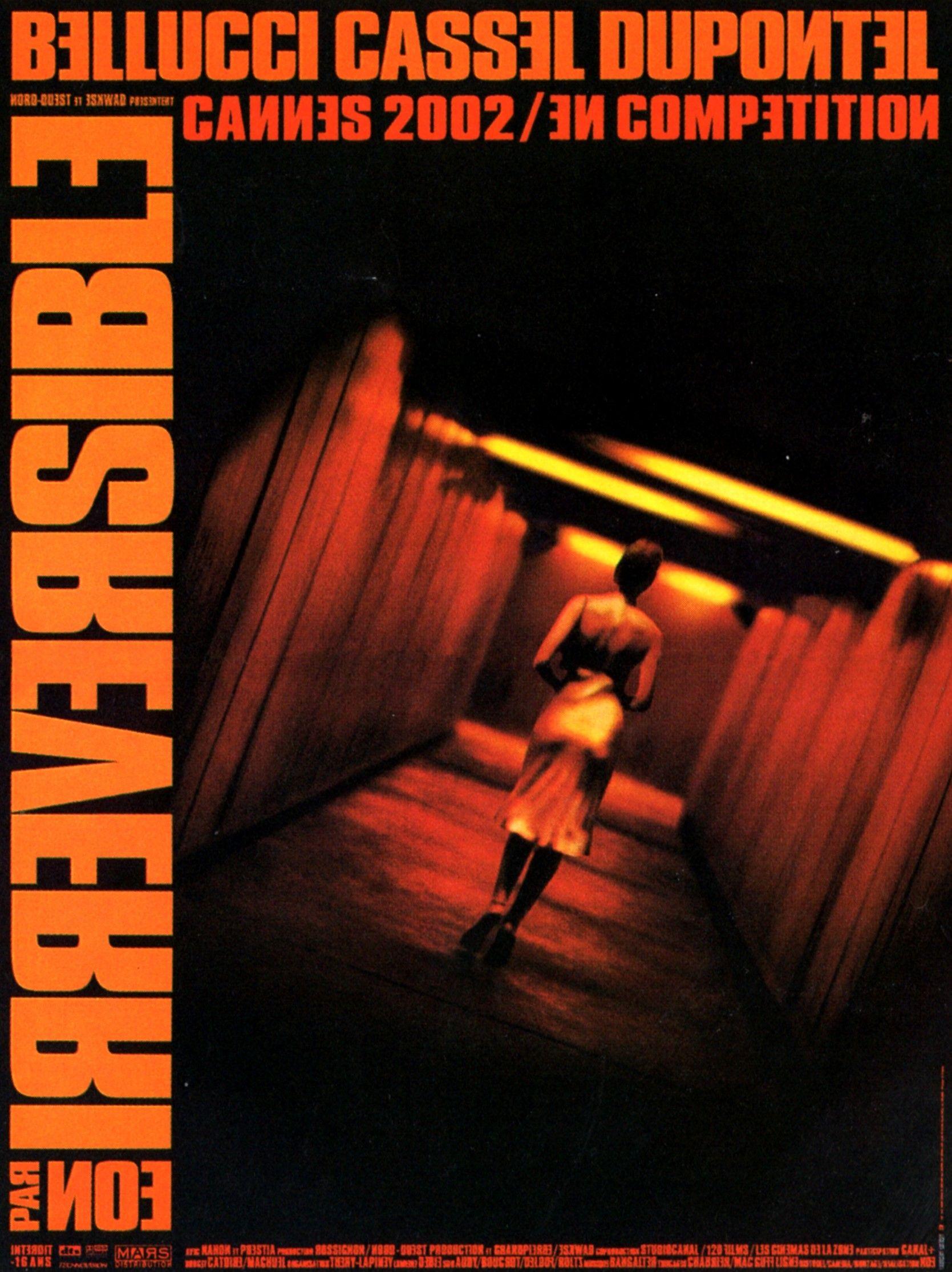 Irreversible Filme Delightful irréversible - film (2002) - senscritique