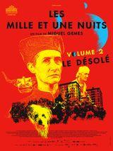 Affiche Les Mille et Une Nuits - Volume 2 : Le Désolé