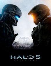 Jaquette Halo 5: Guardians