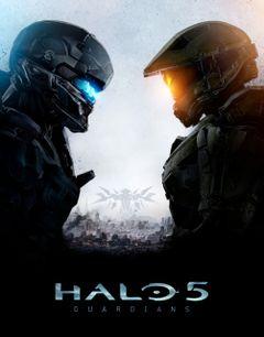 Jaquette Halo 5 : Guardians