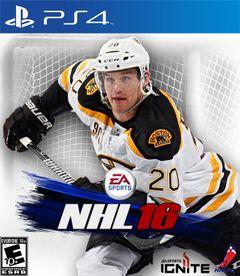 Jaquette NHL 16