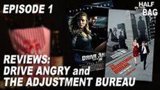 screenshots Drive Angry and The Adjustment Bureau