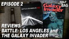 screenshots Battle: Los Angeles and The Galaxy Invader