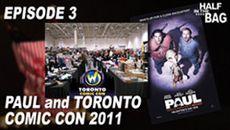 screenshots Paul and Toronto Comic Con 2011