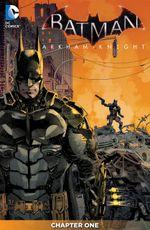 Couverture Batman : Arkham Knight