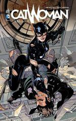 Couverture La Main au collet - Catwoman, tome 4