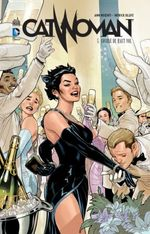 Couverture Course de haut vol - Catwoman, tome 5