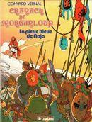 Couverture La pierre bleue de Naja - Cranach de Morganloup, tome 2