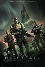 Affiche Halo: Nightfall