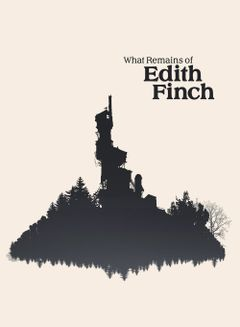 Jaquette What Remains of Edith Finch