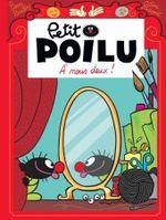 Couverture Petit Poilu, tome 17
