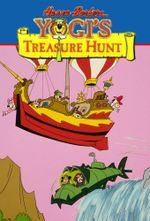 Affiche Yogi's Treasure Hunt